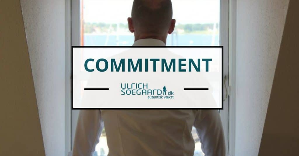 Skab helhjertede resultater med commitment