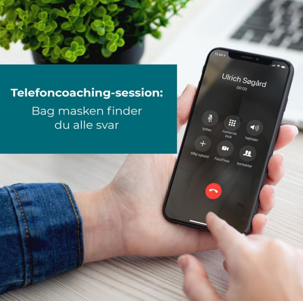 Telefoncoaching-session med Ulrich